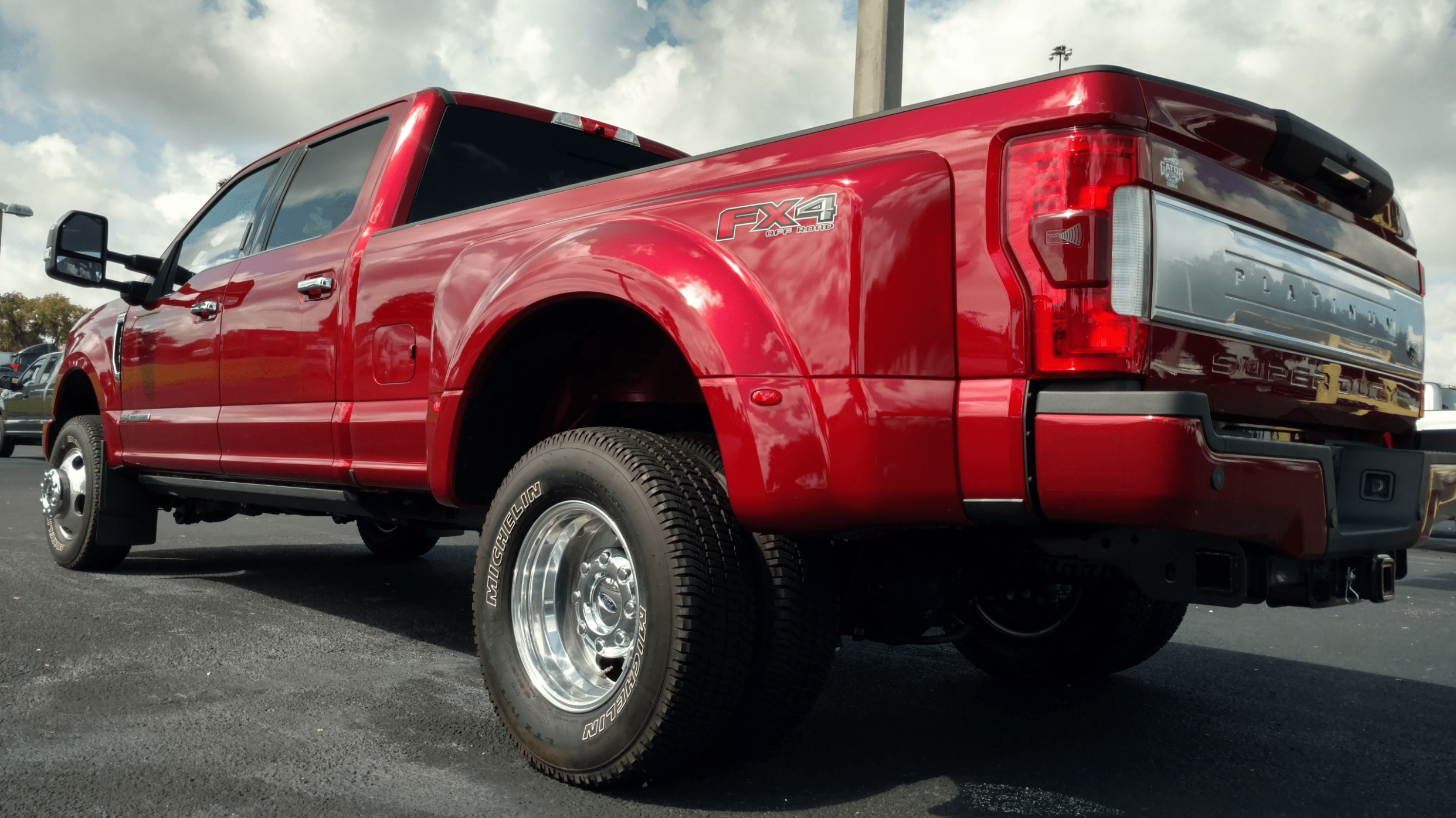 Performance and New Engine Spy Shots Ford F350 Diesel