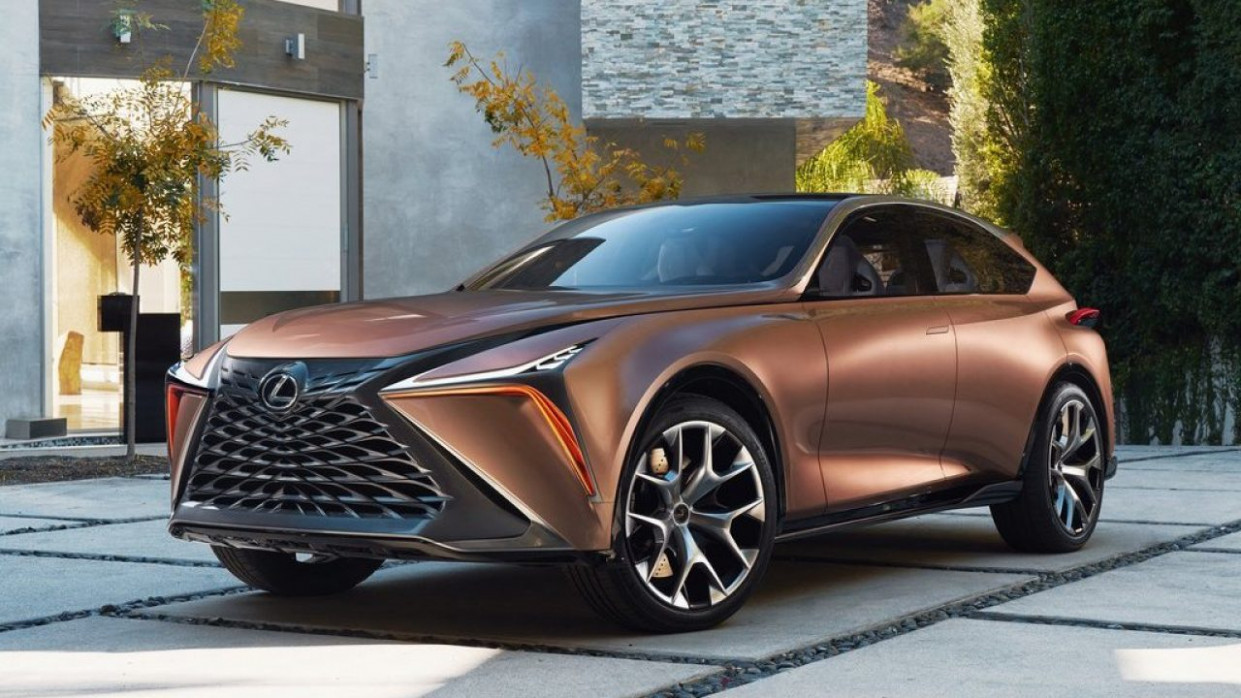 Redesign and Review When Will The 2022 Lexus Be Available