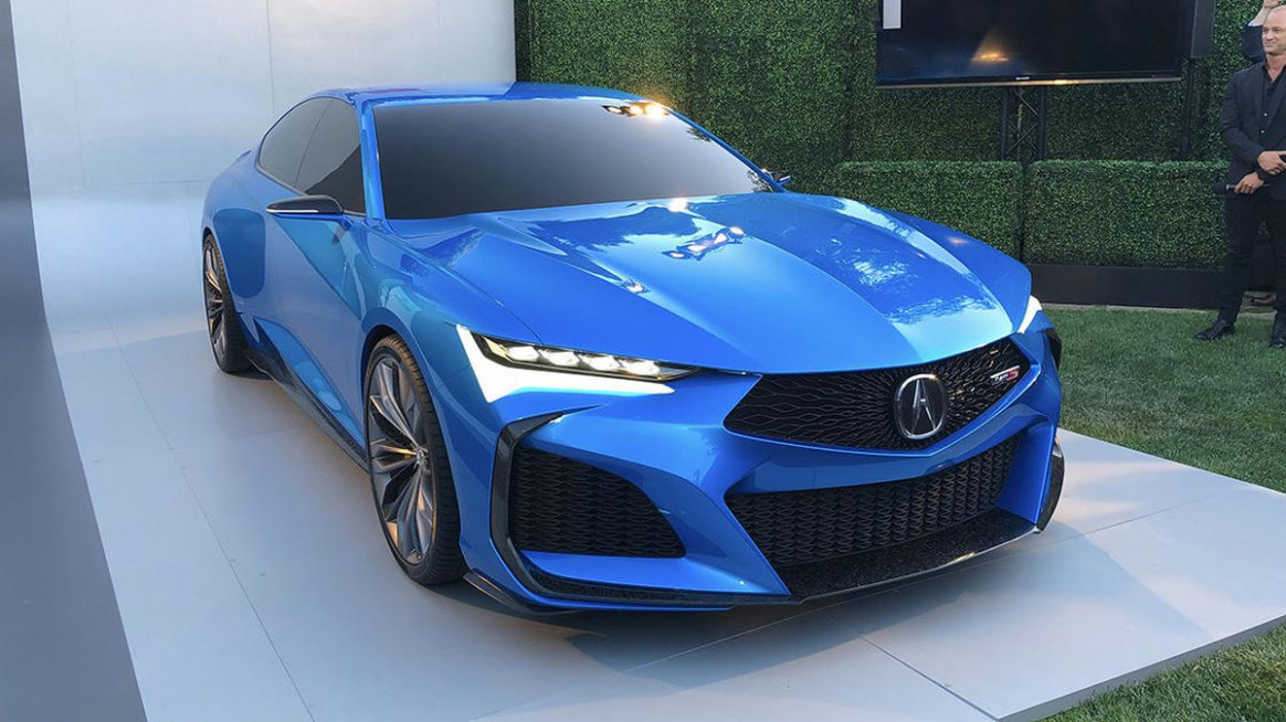 New Concept 2022 Acura Tl Type S