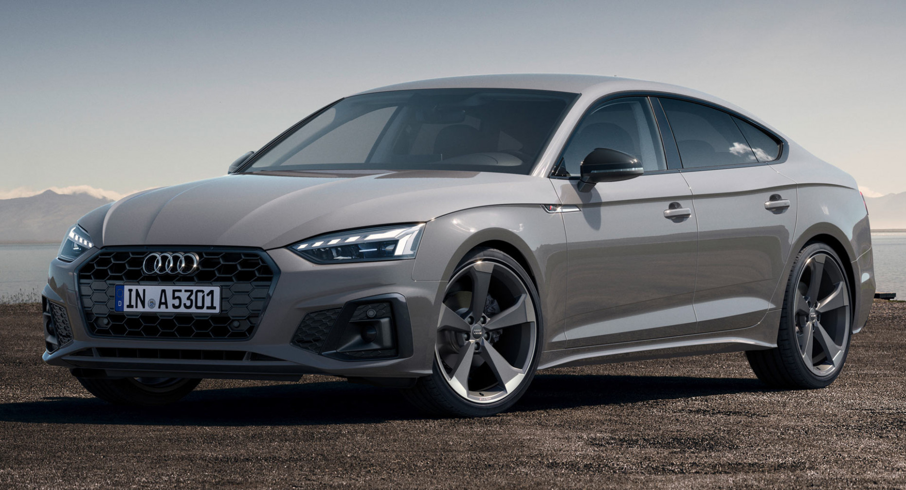 Overview 2022 Audi A5 Coupe