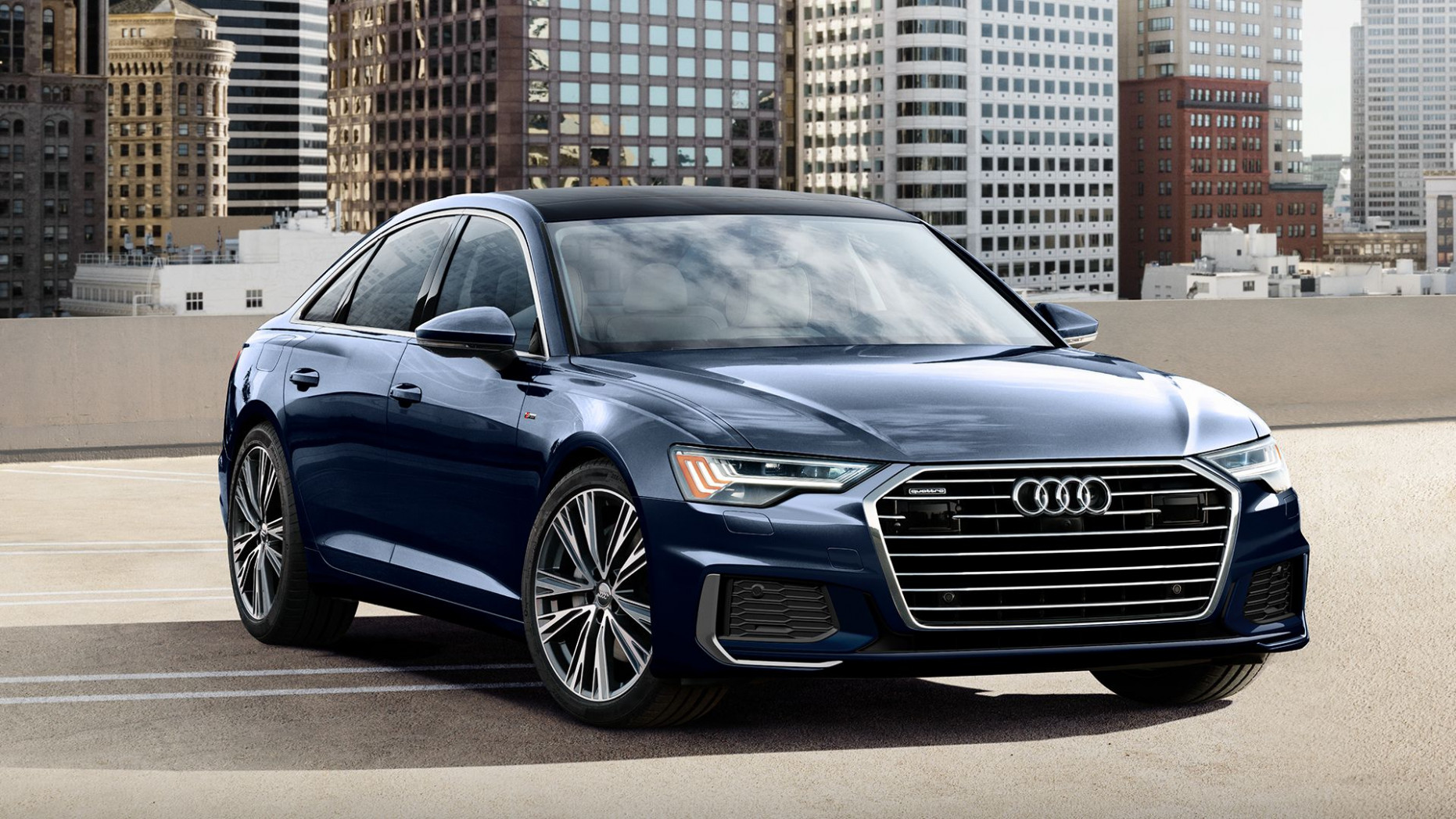 Overview 2022 Audi A6 Comes