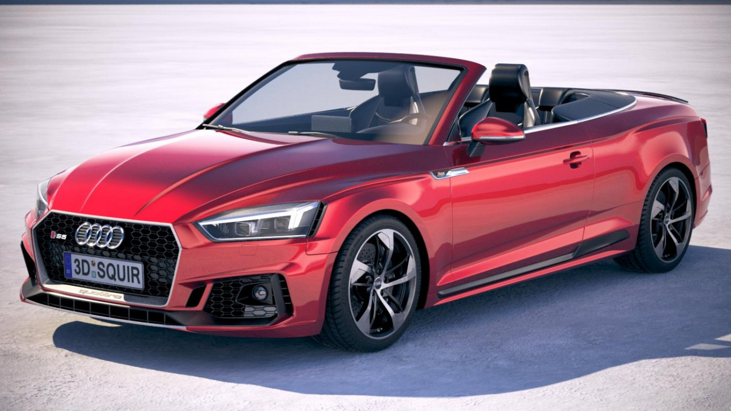 Pictures 2022 Audi Rs5 Cabriolet