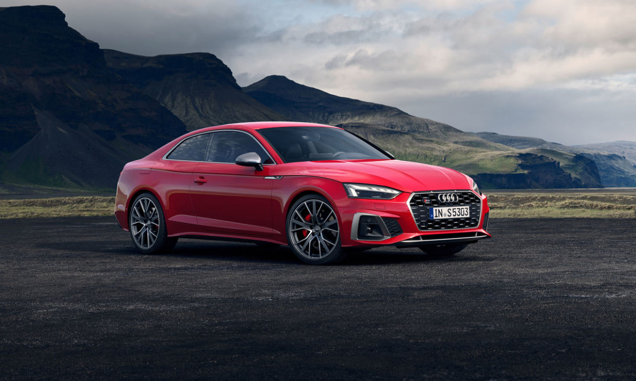 Redesign and Review 2022 Audi Rs5 Tdi