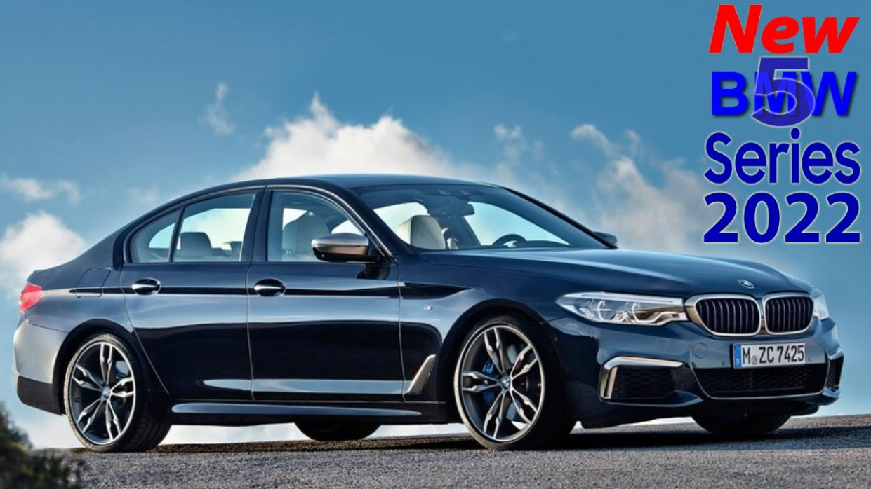 Price, Design and Review 2022 BMW 550I