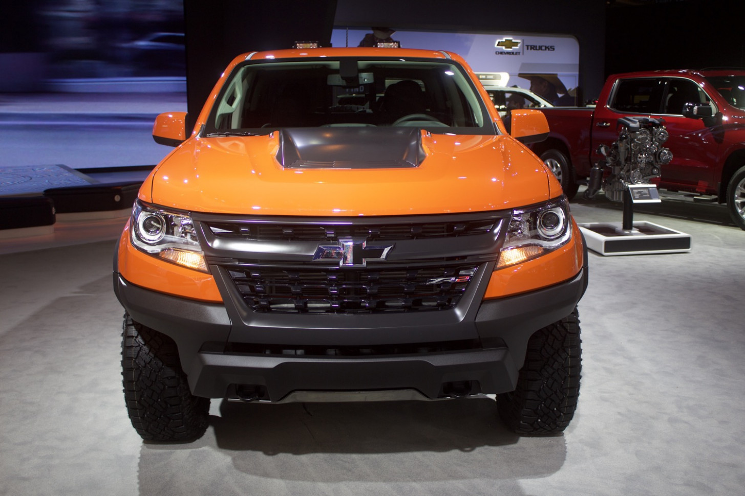 Price 2022 Chevrolet Colorado Z72