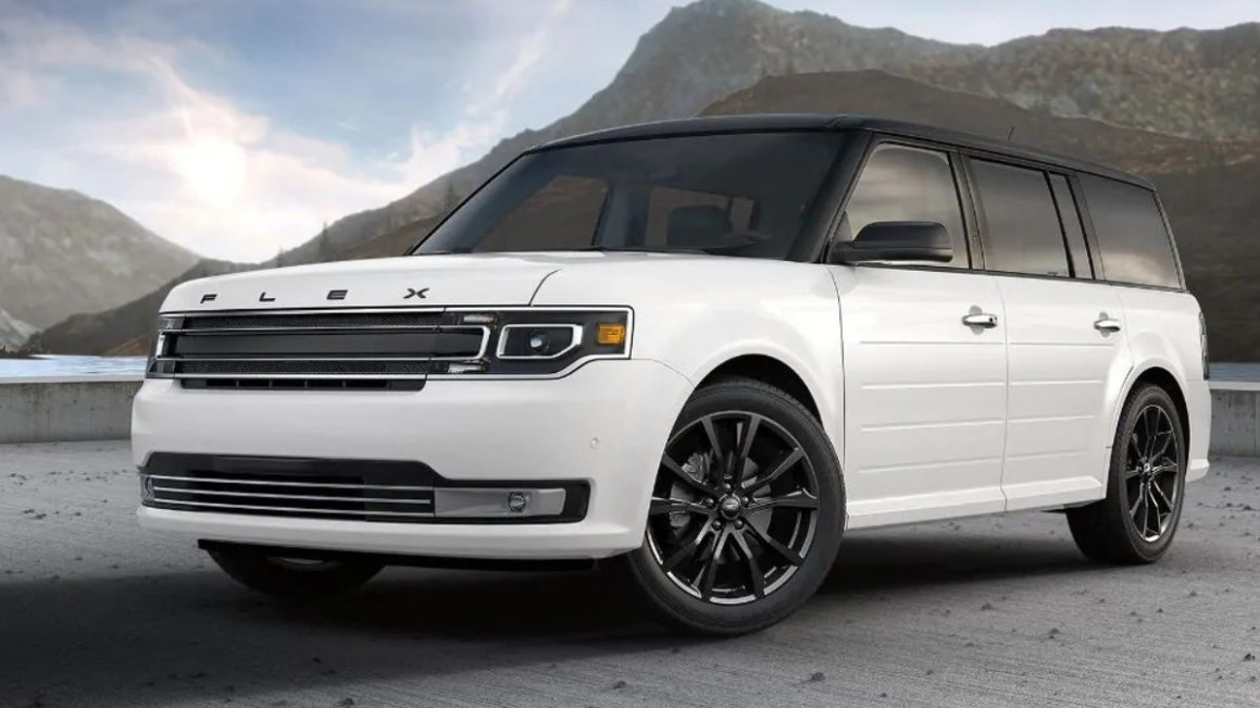 Price, Design and Review 2022 Ford Flex S