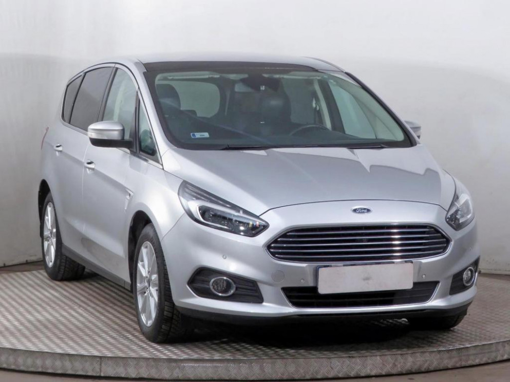 First Drive 2022 Ford S-Max