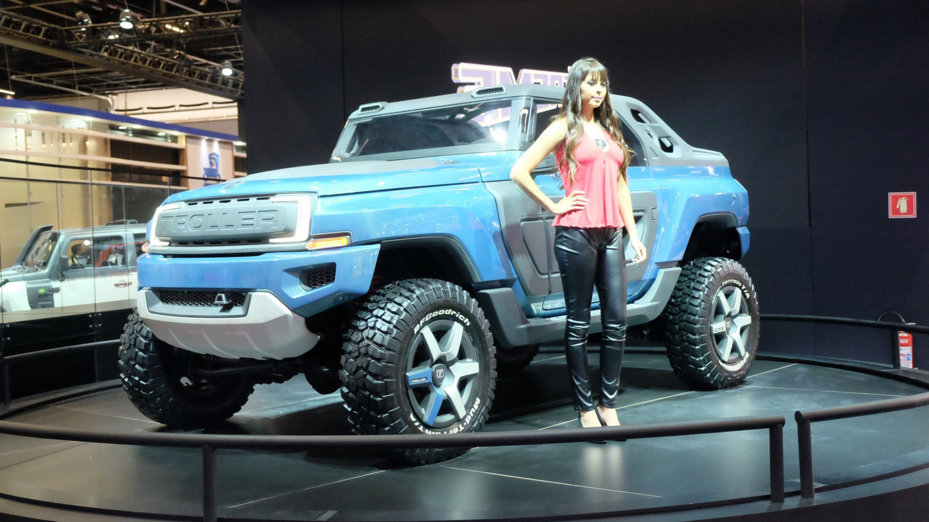 New Concept 2022 Ford Troller T4
