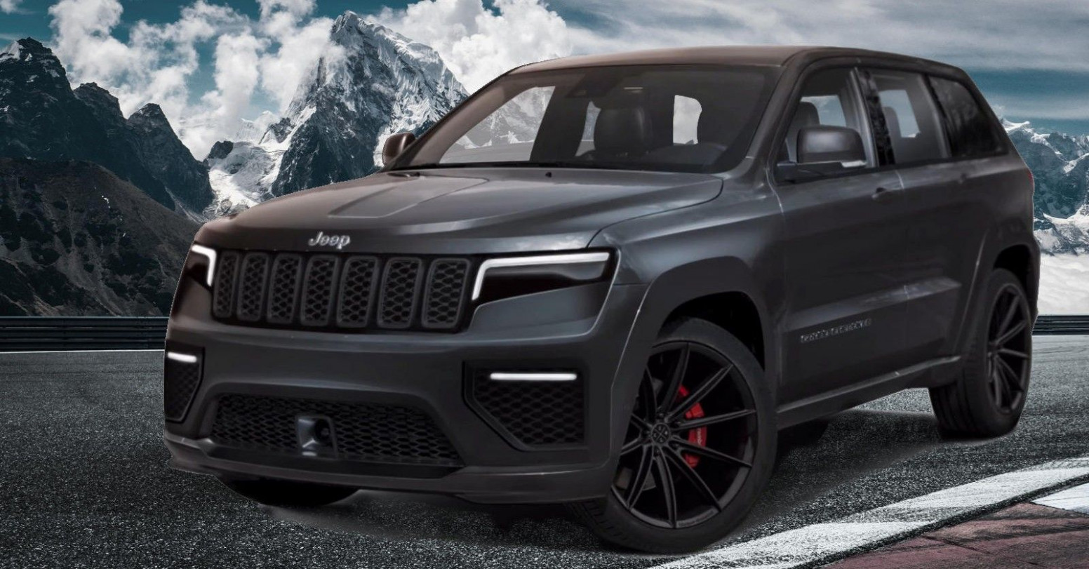 Pricing 2022 Grand Cherokee Srt