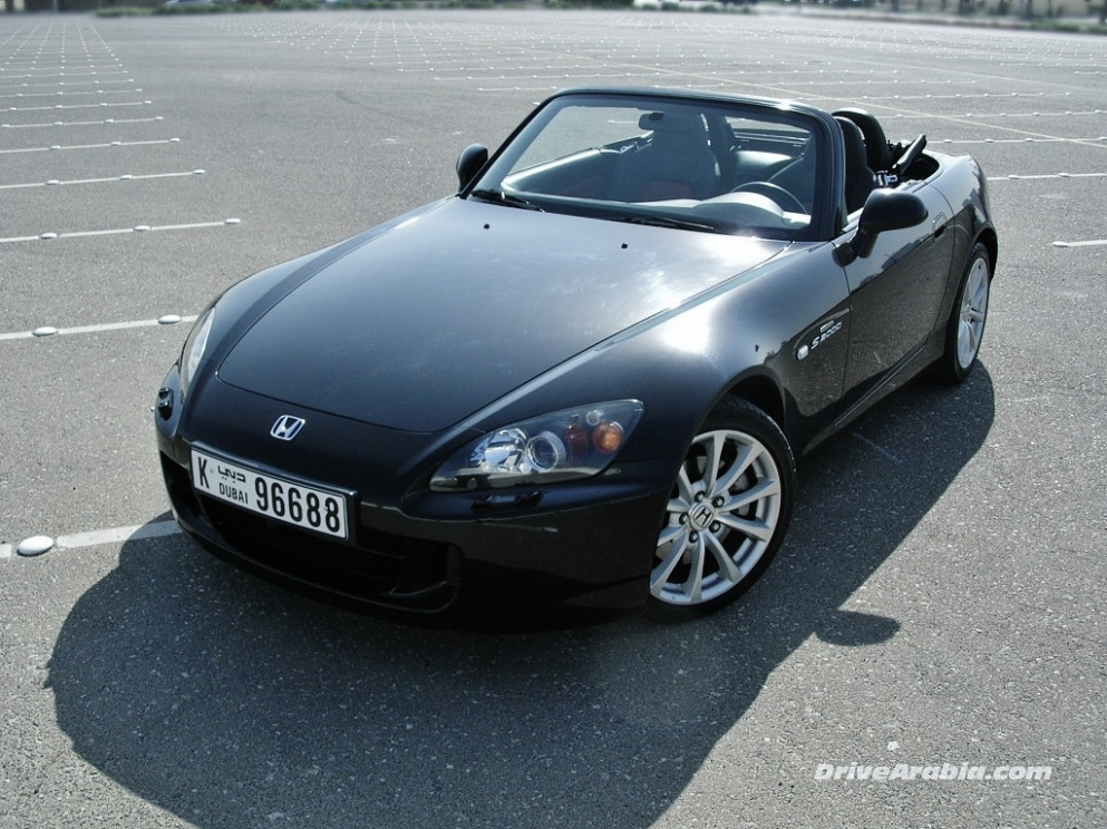 Specs and Review 2022 Honda S2000
