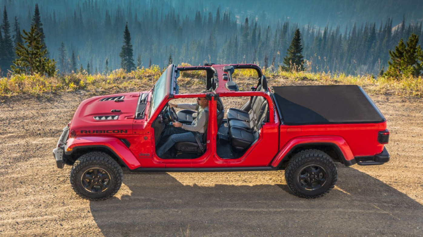 Picture 2022 Jeep Gladiator Build And Price