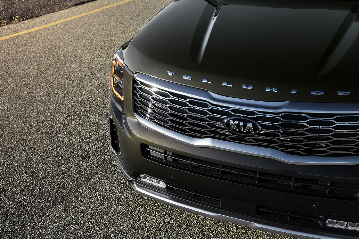 Redesign and Review 2022 Kia Telluride Vin