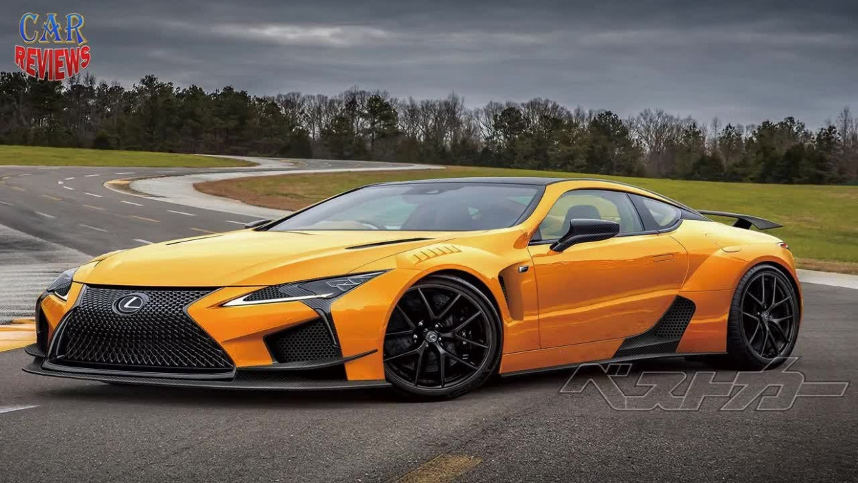 Price, Design and Review 2022 Lexus Lf Lc