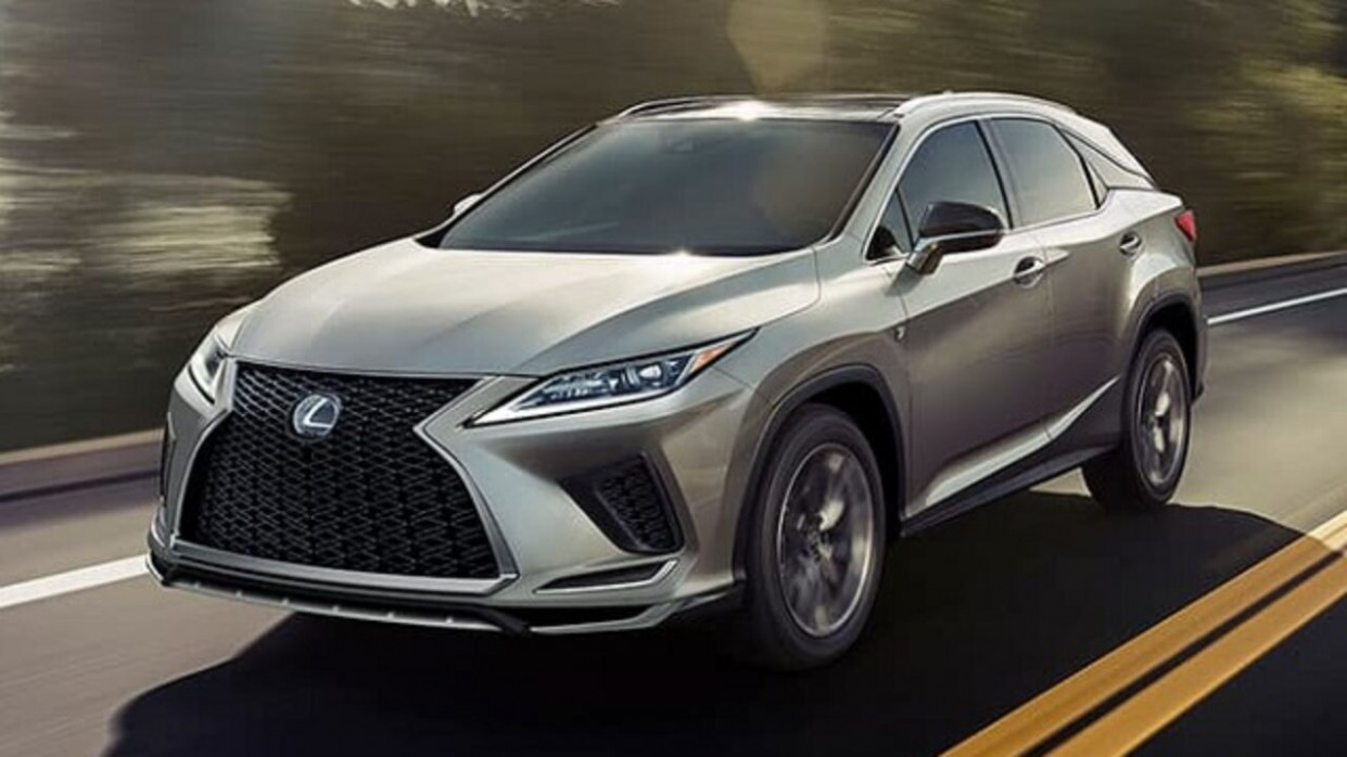 Specs and Review 2022 Lexus Rx Release Date