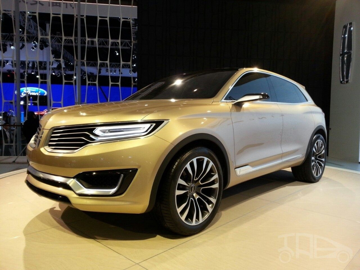 Specs and Review 2022 Lincoln Mkx At Beijing Motor Show
