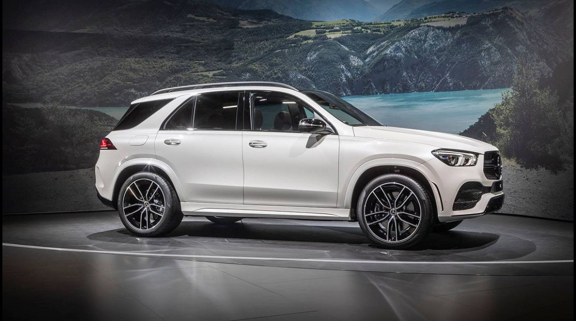 Picture 2022 Mercedes Gle Coupe