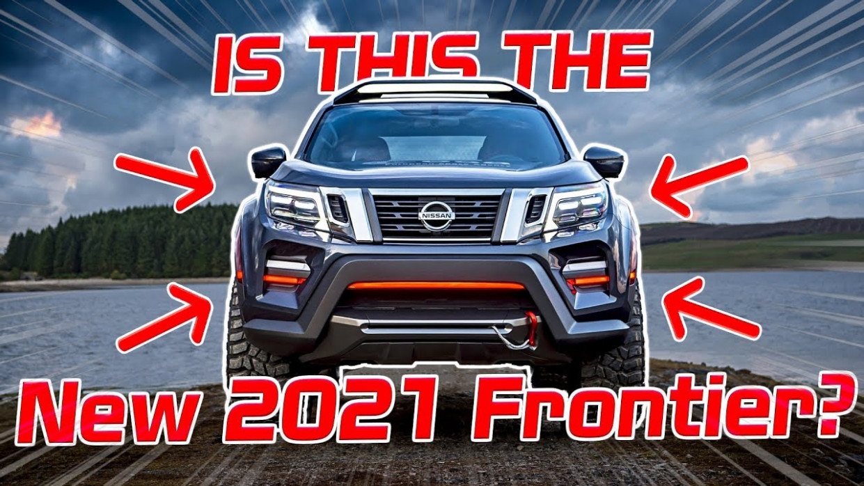 New Concept 2022 Nissan Frontier Youtube