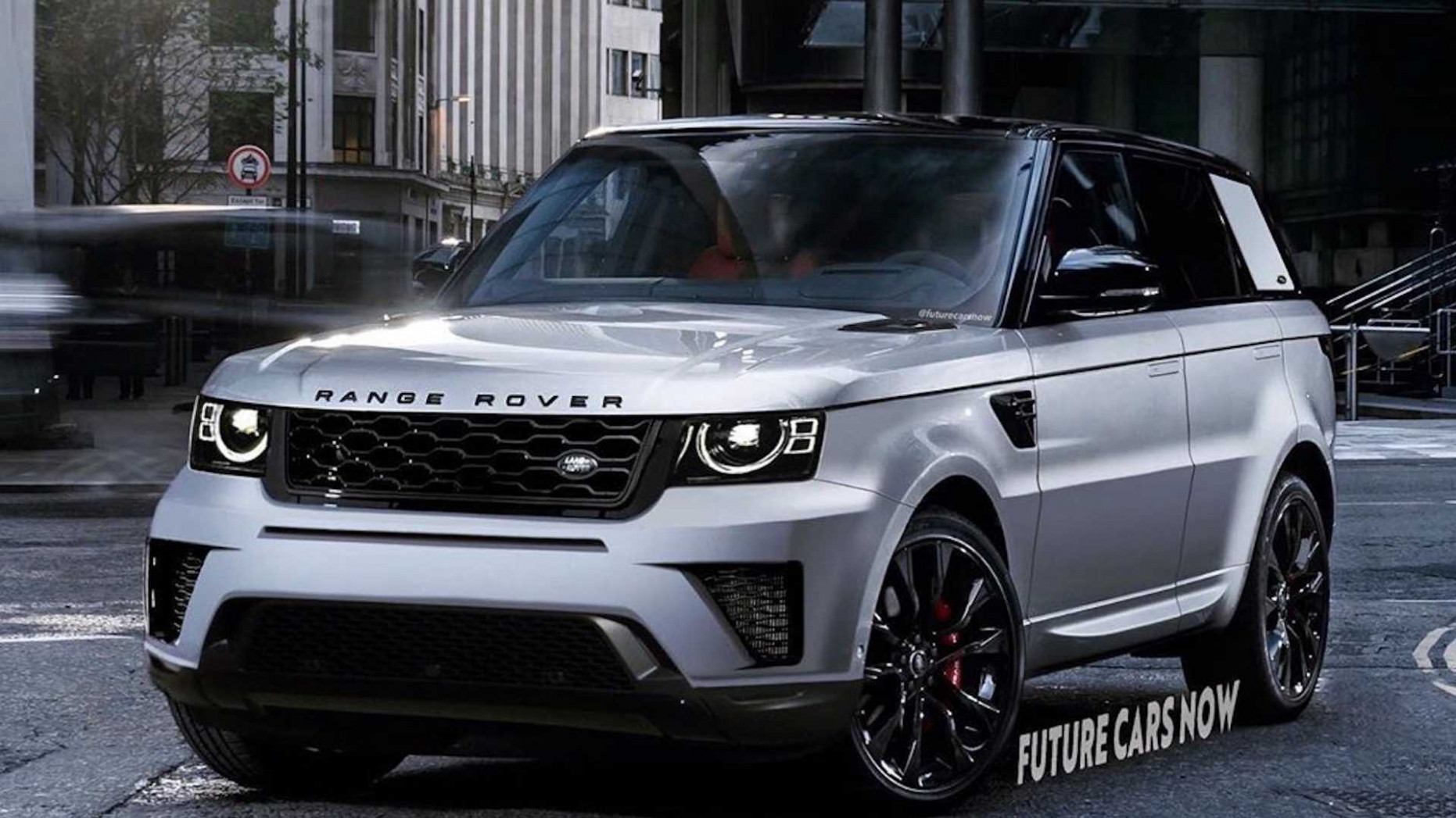 Wallpaper 2022 Range Rover Evoque