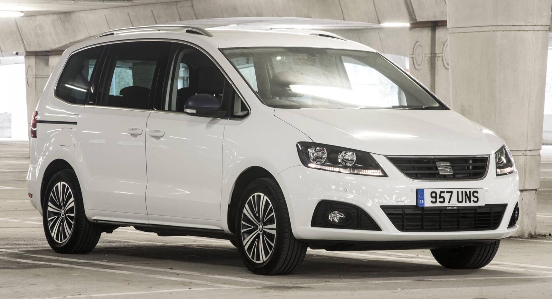 Picture 2022 Seat Alhambra