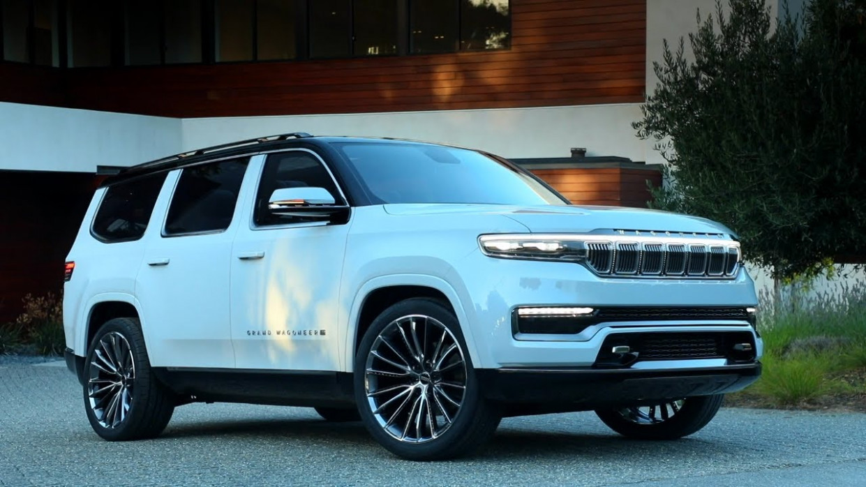 Release Date and Concept 2022 The Jeep Grand Wagoneer