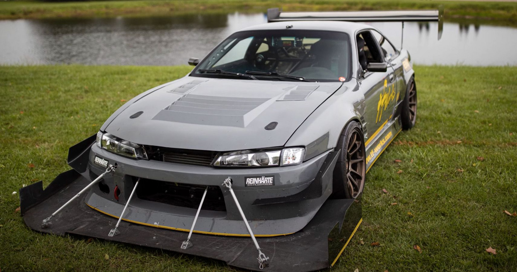 Review 2022 The Nissan Silvia