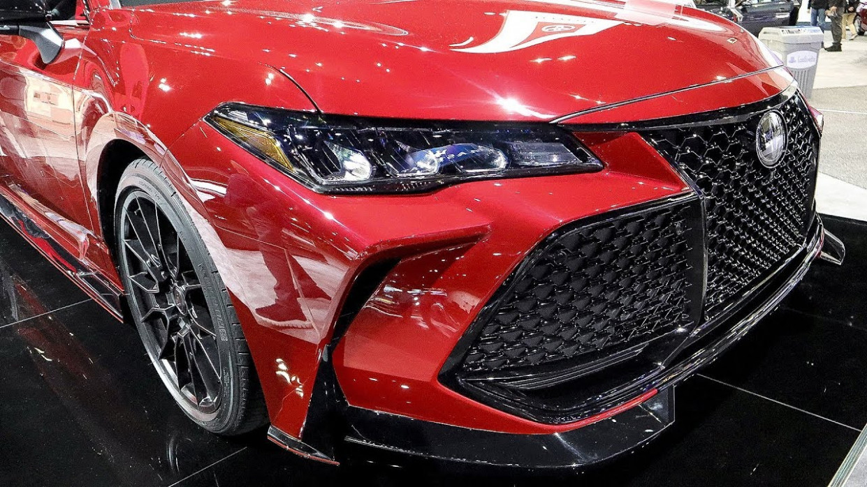 Redesign and Concept 2022 Toyota Avalon