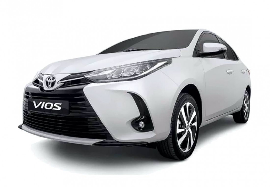 Redesign and Review 2022 Toyota Yaris