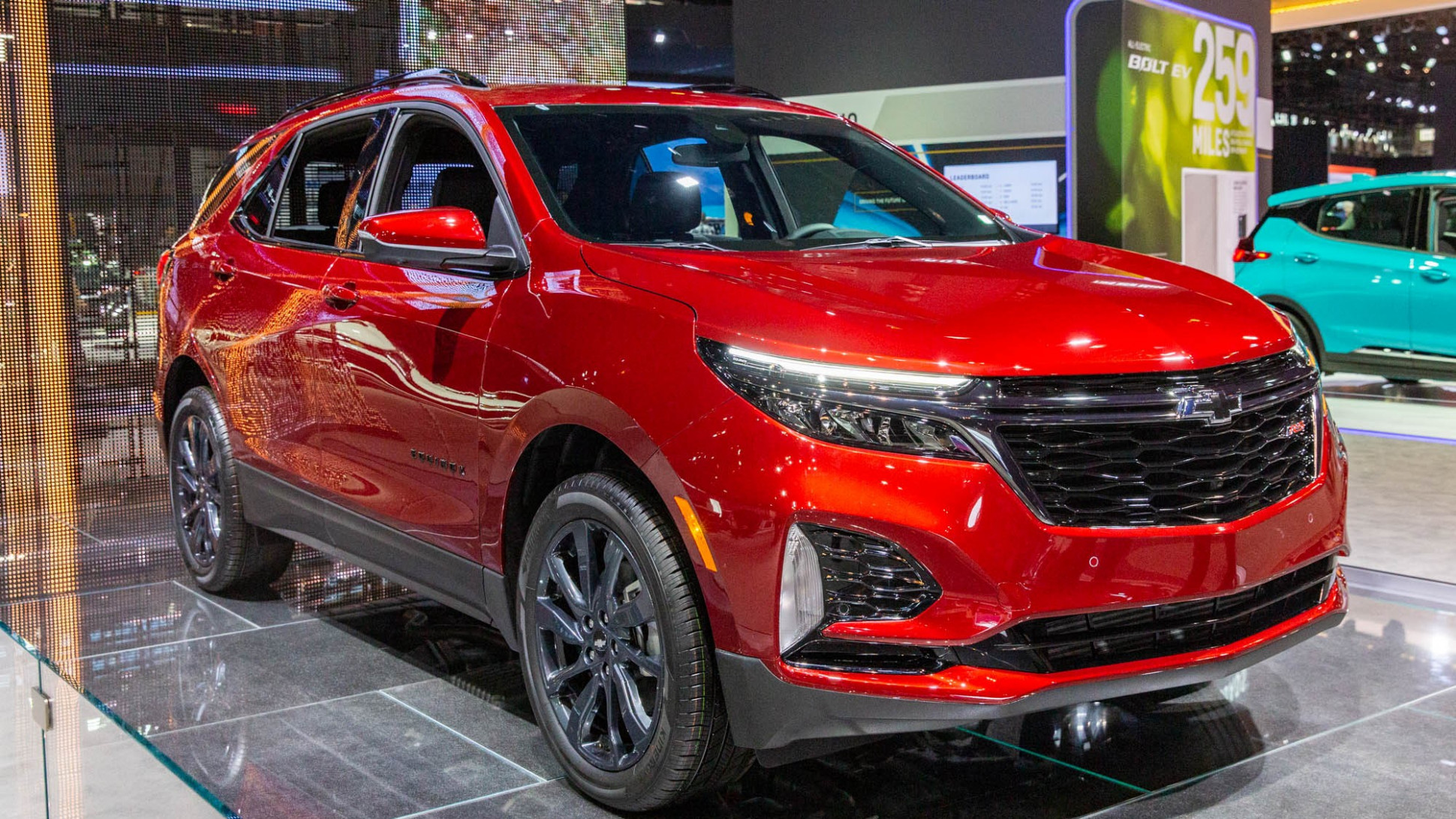 Review 2022 All Chevy Equinox