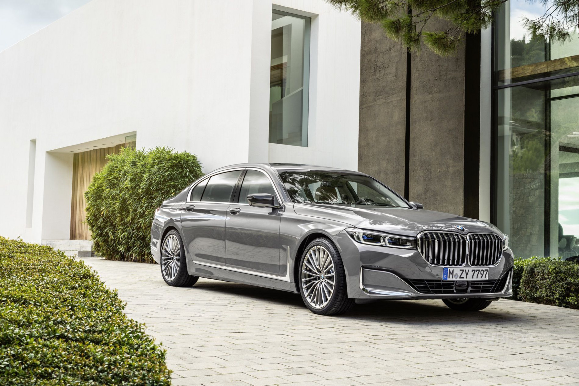 Price 2022 BMW 7 Series