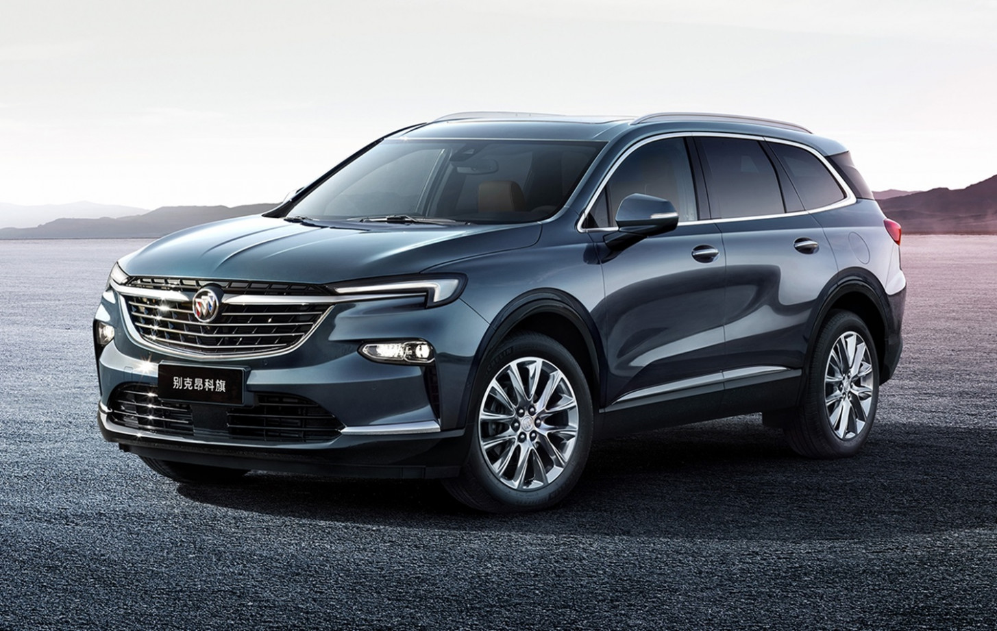 Exterior and Interior 2022 Buick Enclave
