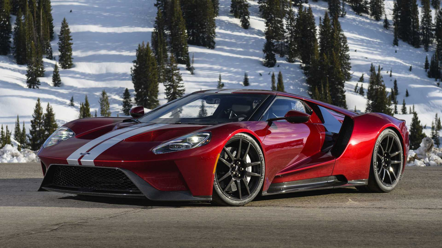 Research New 2022 Ford Gt Supercar