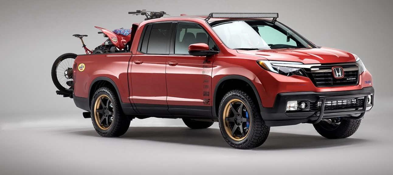Spesification 2022 Honda Ridgeline