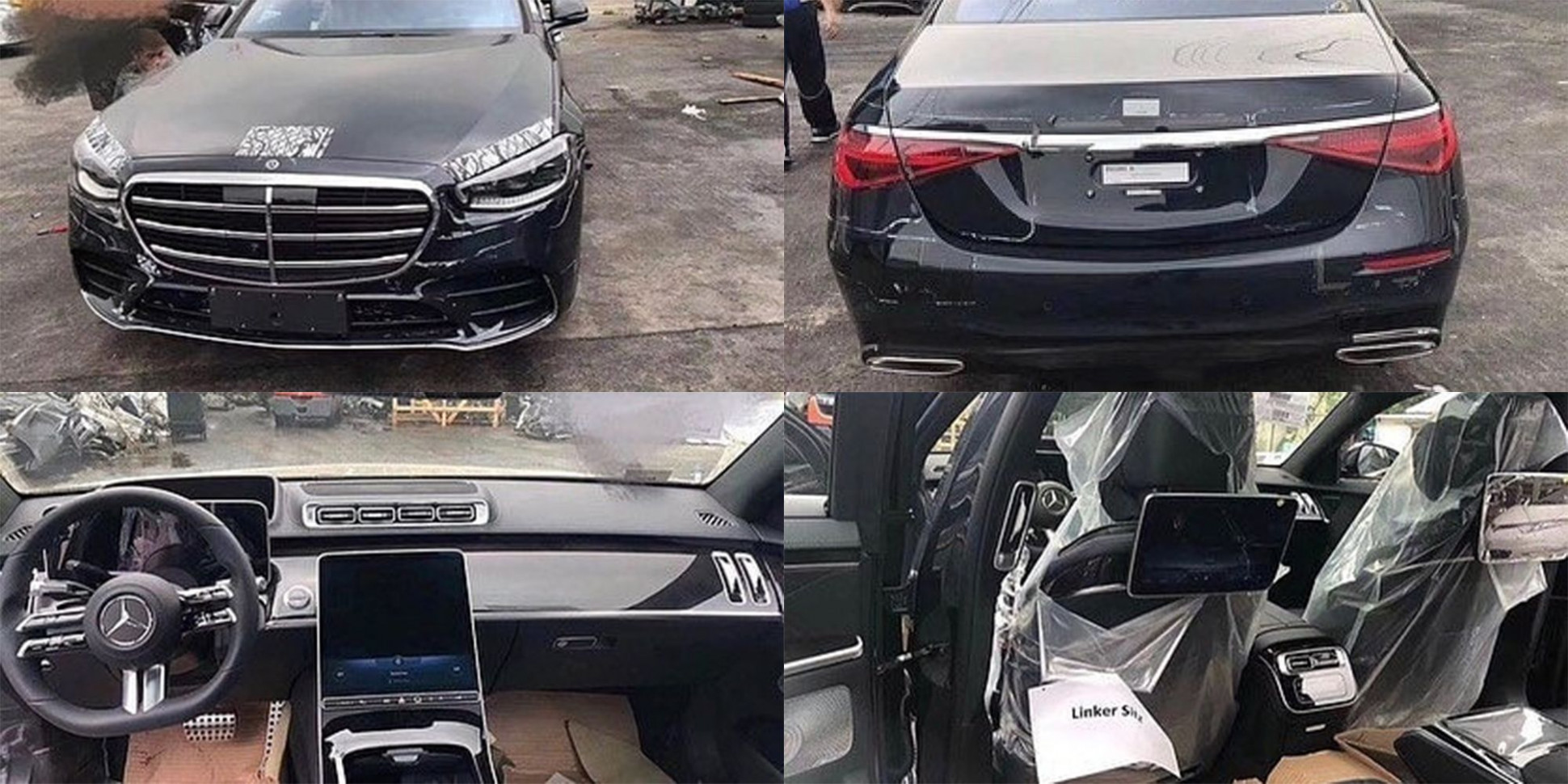 Ratings 2022 Mercedes S Class