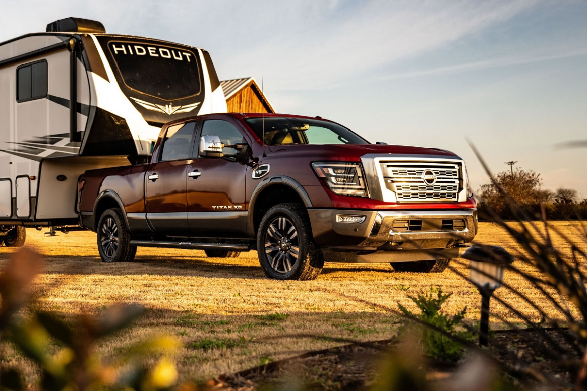 Redesign and Review 2022 Nissan Titan Updates