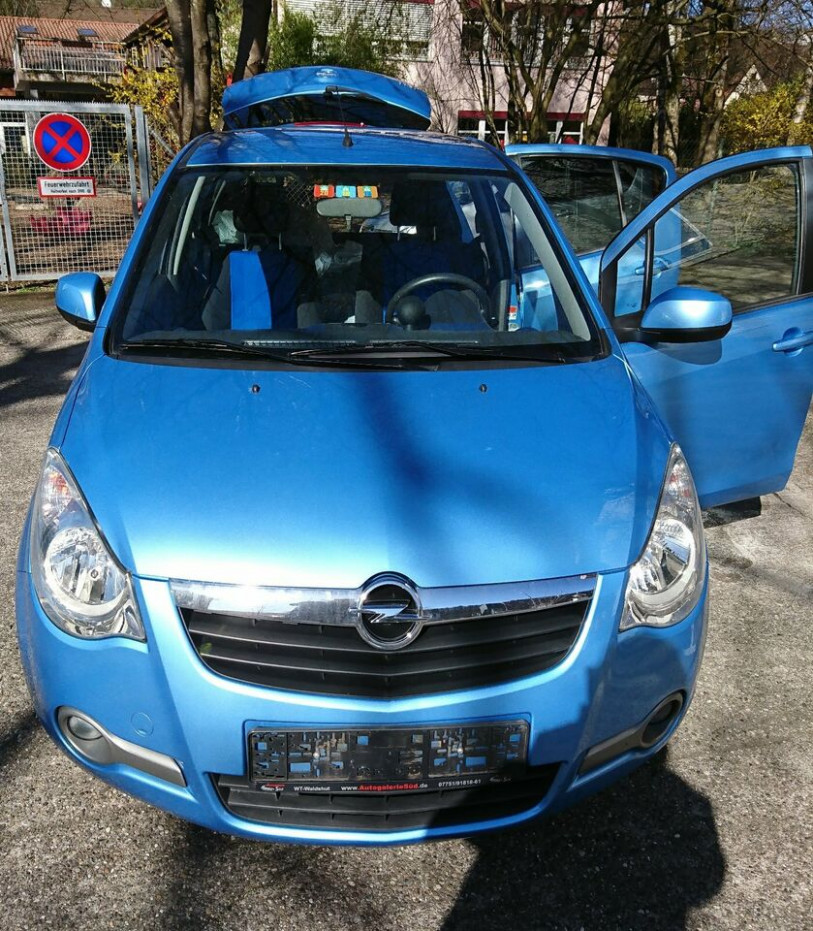 Specs and Review 2022 Opel Agila