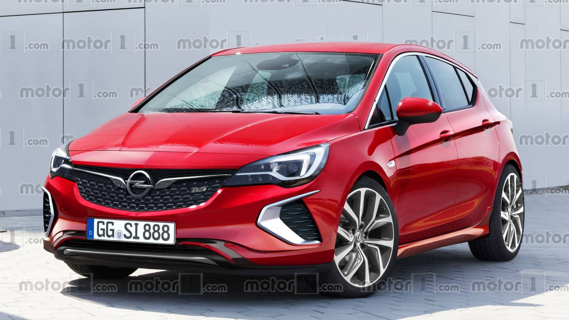 New Model and Performance 2022 Opel Astra