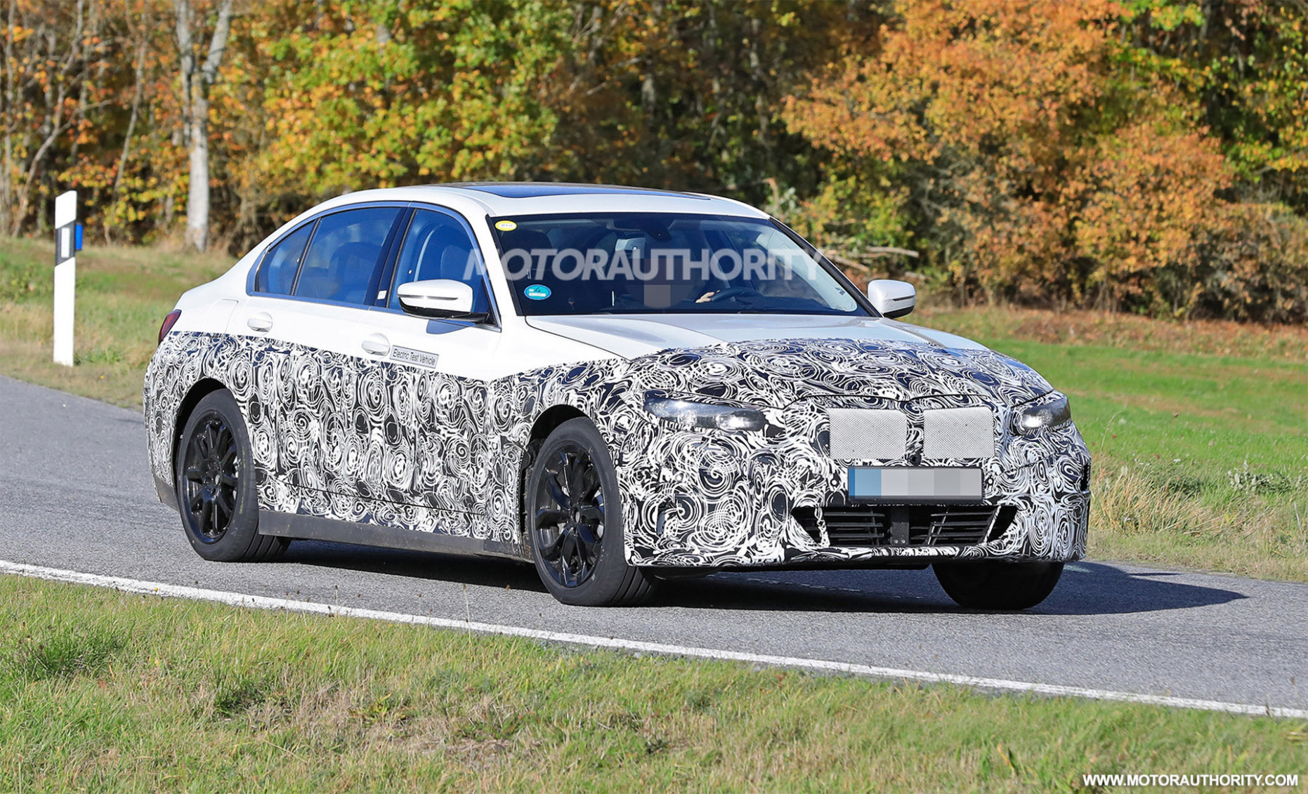 New Model and Performance 2022 Spy Shots BMW 3 Series