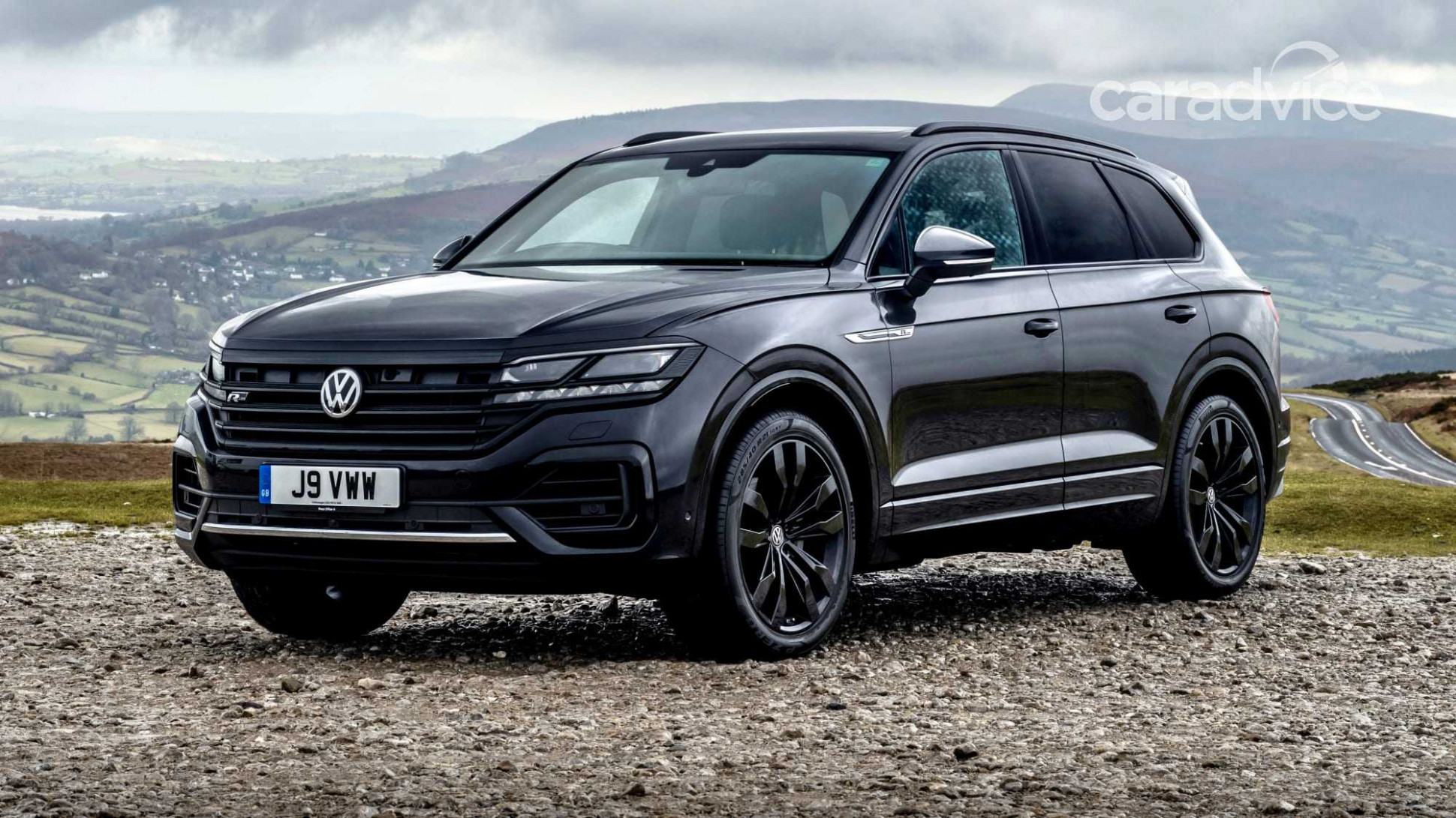 Research New 2022 Vw Touareg Tdi