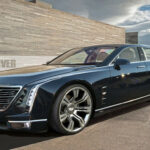 Redesign and Concept Cadillac Ct9 2022