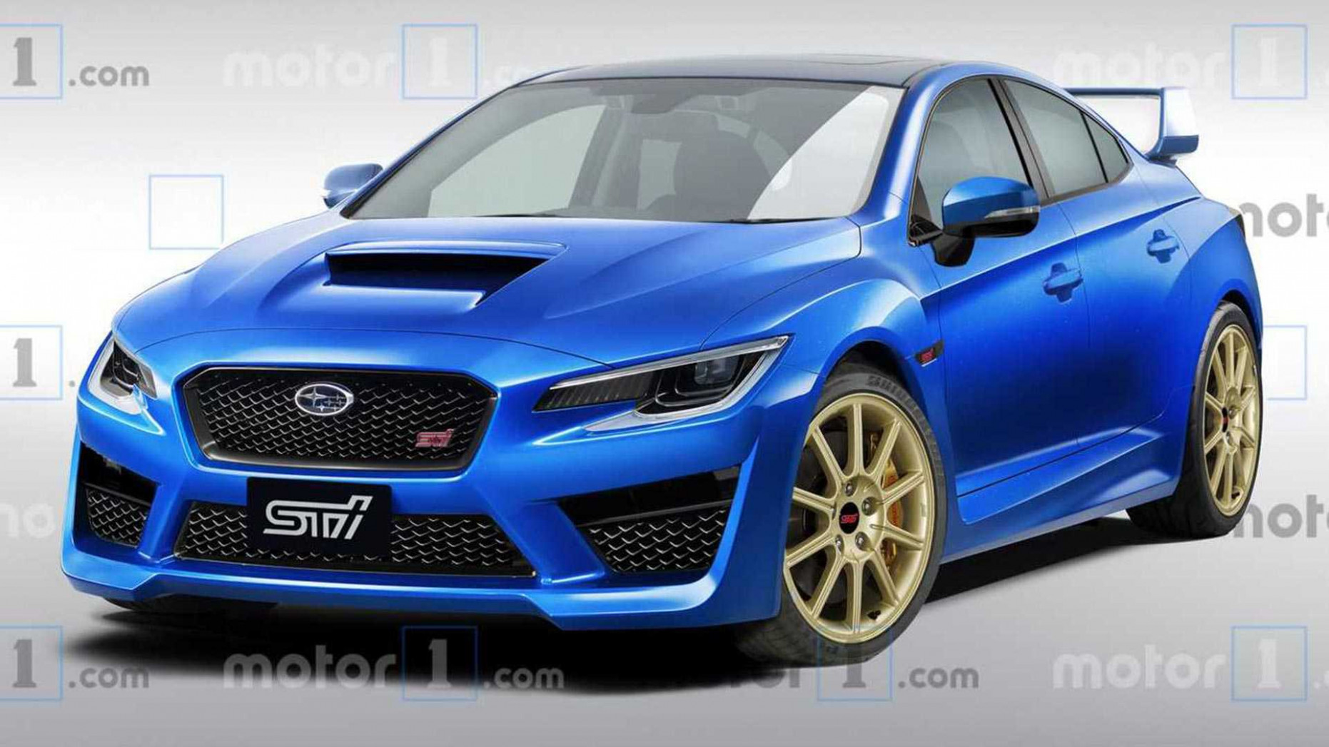 Performance and New Engine Subaru Impreza Wrx Sti 2022