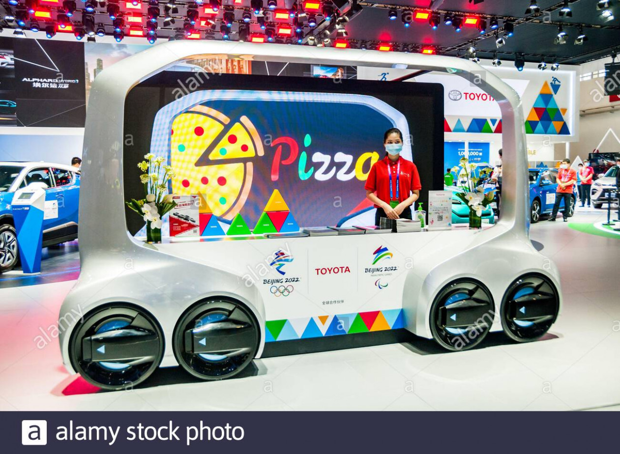 New Model and Performance Toyota Olympics 2022