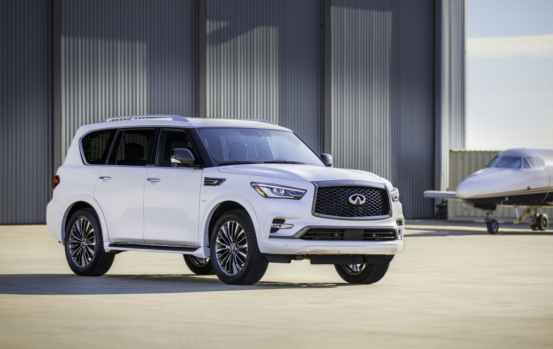 Release When Does The 2022 Infiniti Qx80 Come Out