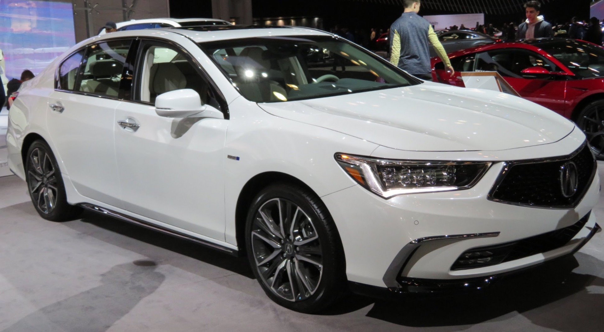 New Review 2022 Acura RLX