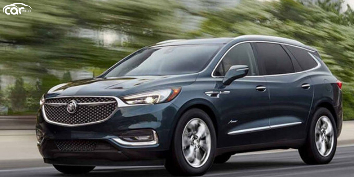 Review and Release date 2022 Buick Enclave Interior