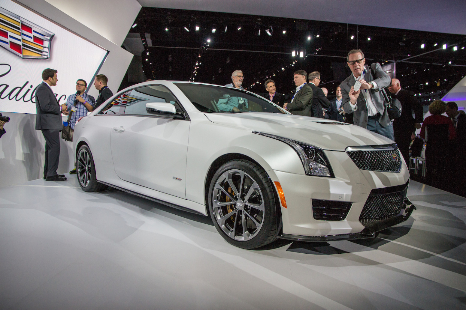 Picture 2022 Cadillac Ats V Coupe