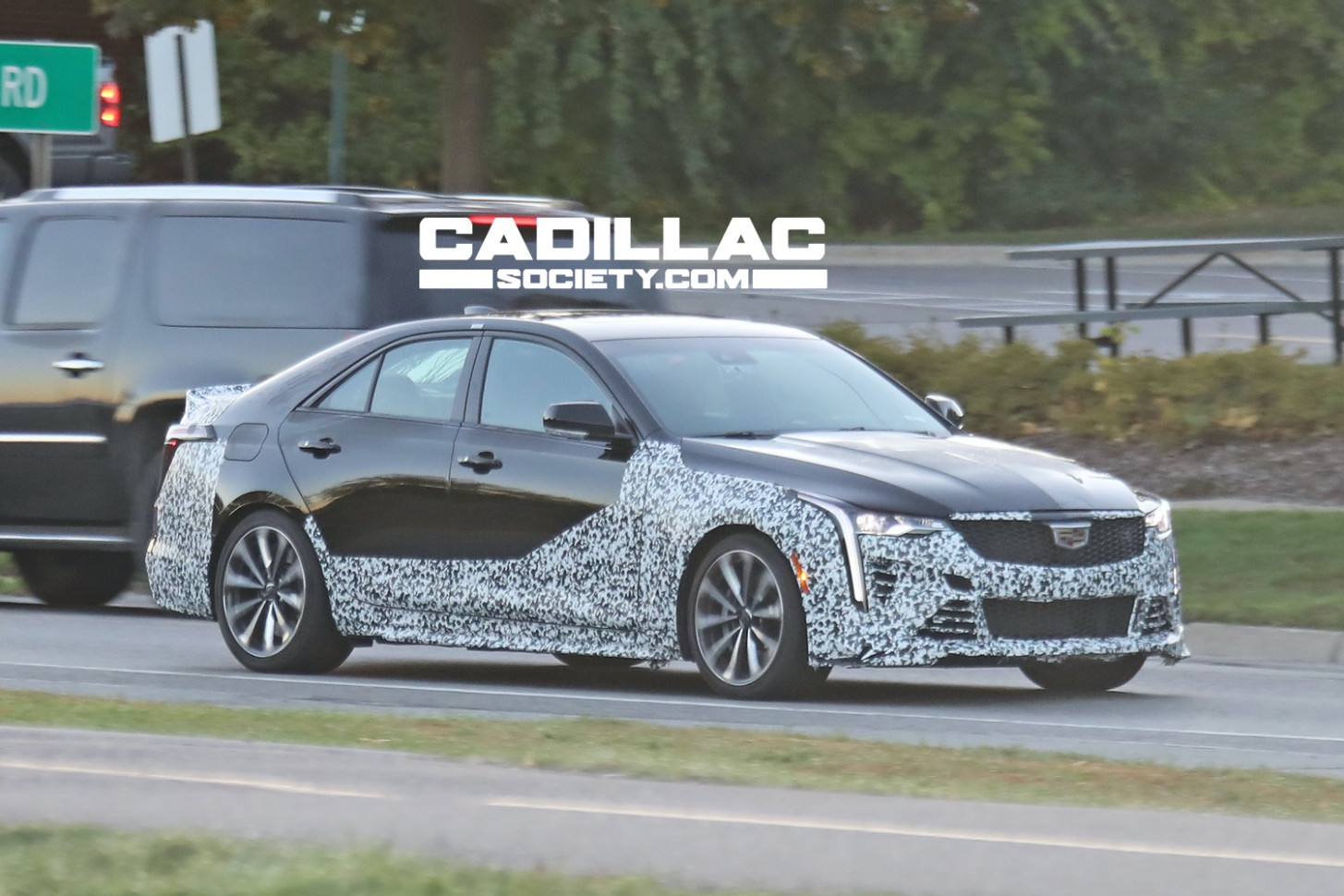 Redesign and Concept 2022 Cadillac SRXSpy Photos