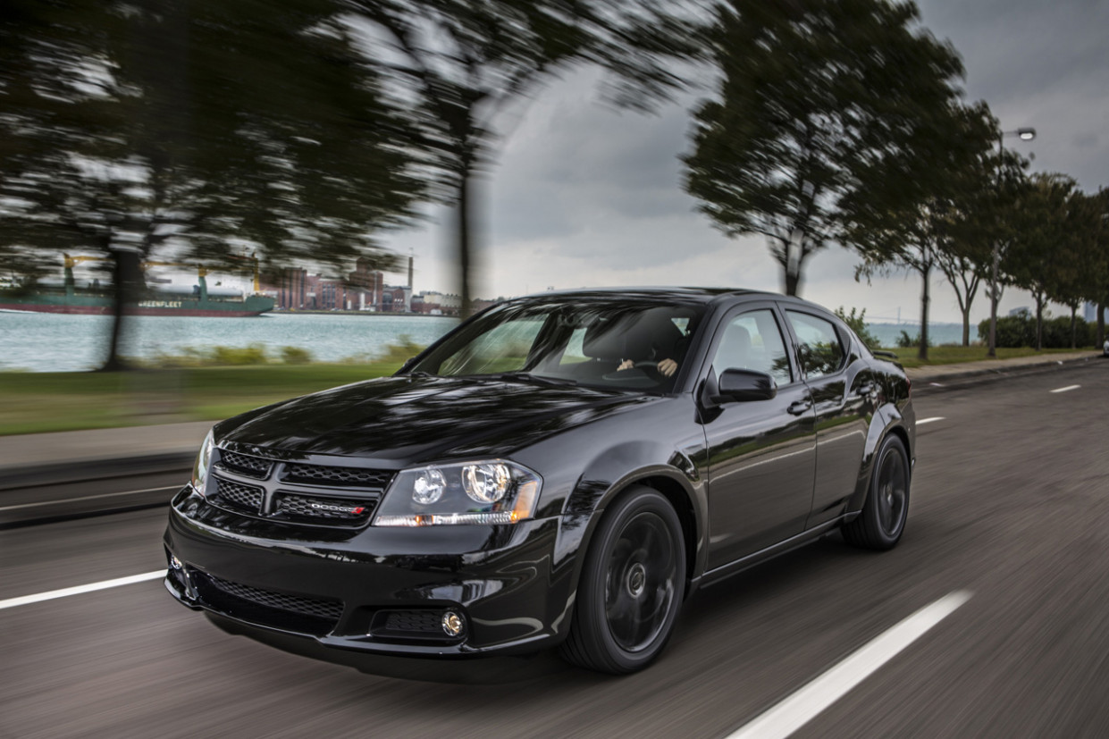Review and Release date 2022 Dodge Avenger