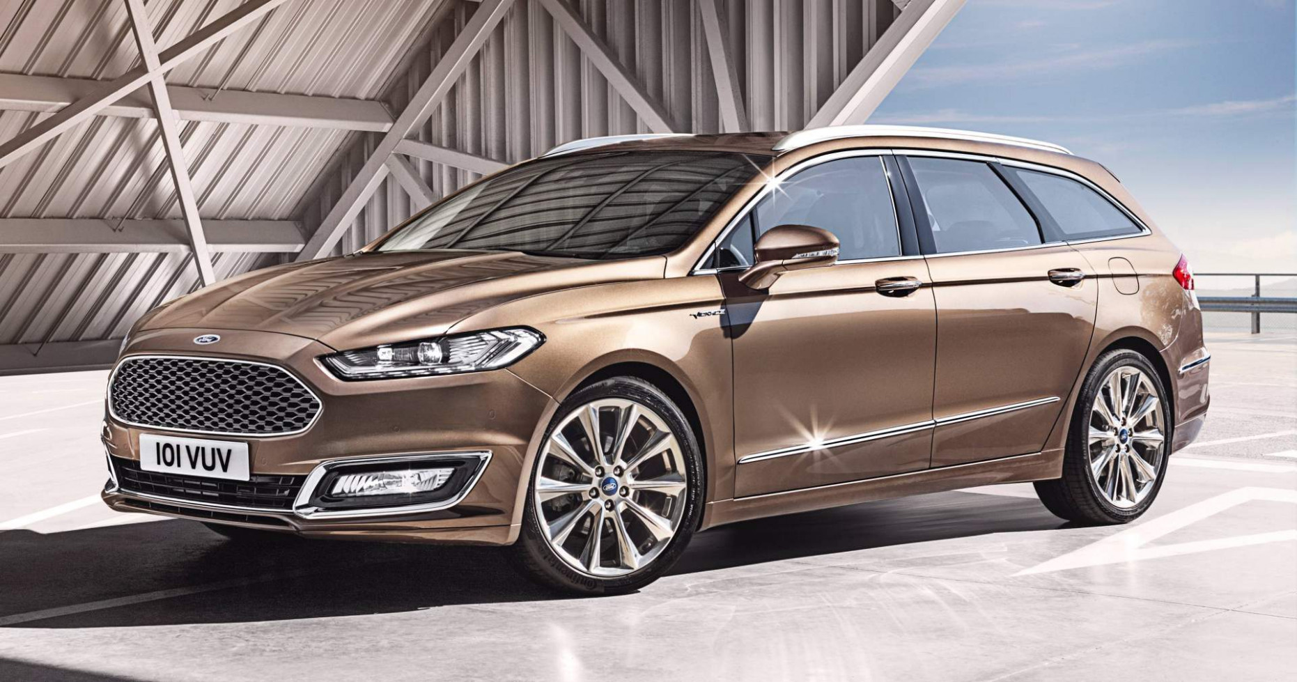 Concept and Review 2022 Ford Mondeo Vignale