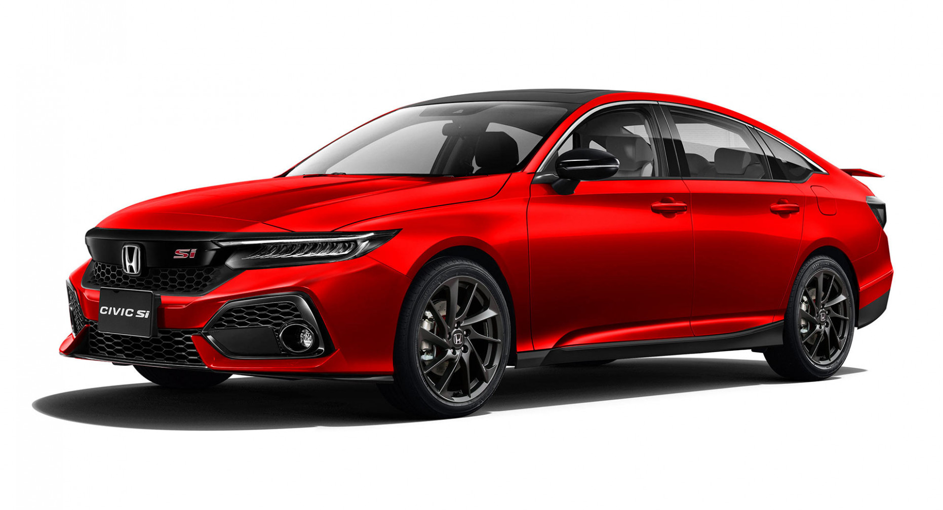 Exterior and Interior 2022 Honda Civic Coupe