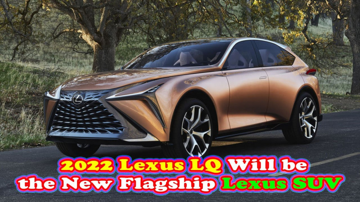 Redesign and Concept 2022 Lexus Rx Release Date